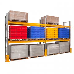 Pallet Racking Kits for Euro Pallets