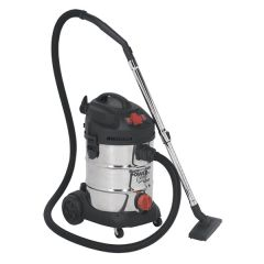 Deluxe Industrial Vacuum Cleaner Auto Start 30l 1400W/230V
