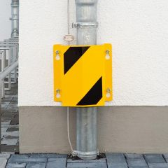 Pipe and Cable Guard - Powder Coated