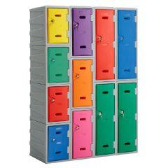 Fortis Plastic Lockers