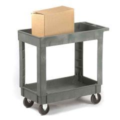 Medium Duty Trolley - 2 Shelf