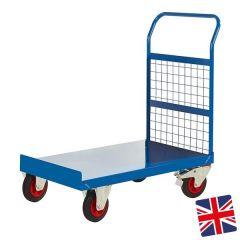 UK Manufactured - Single End Platform Truck