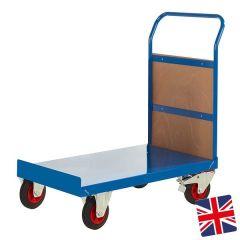 UK Manufactured Single End Platform Truck