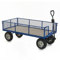 Plywood Based Truck with Sides - 500kg
