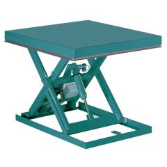 Powered HD Scissor Lift Table - 5000kg capacity