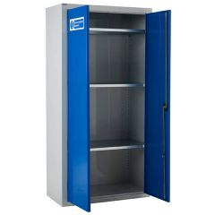 Armour PPE Shelf Cupboards - Open