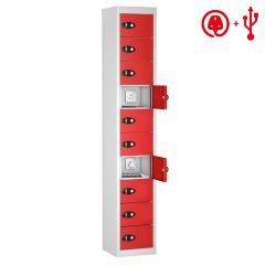 Tabbox USB Charging - 10 Comp