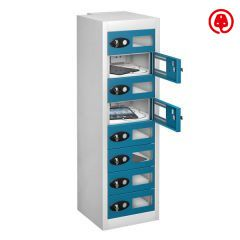 Tabbox 3-Pin - 8 Compartment