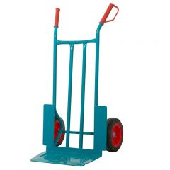 Extra Wide Sack Truck with Puncture Proof Tyres 250kg
