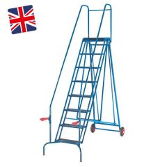 Fort Quick Fold Steps- UK Made