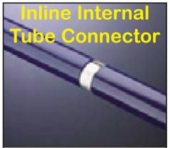 Inline Internal Tube Connector