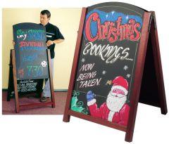 Reversible A Chalkboard