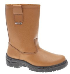 Warm Lined Rigger Boot
