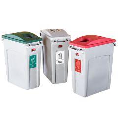 Slim Jim Recycling - Set of 3