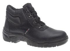 Black Chukka Boot Safety Footwear