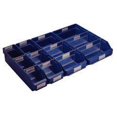Storage Shelf Bins