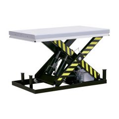 2000kg Single Scissor Lift Tables