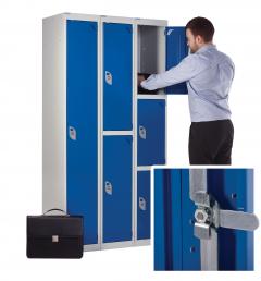 QMP Secure Lockers