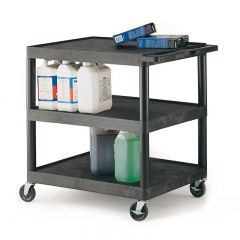 Service Trolley GI335L transporting solvents and cleaning liquids.