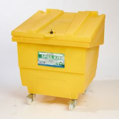 Wheeled Locker Spill Kits