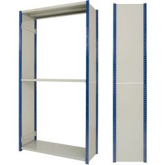Solid Side Cladding for E4 Shelving