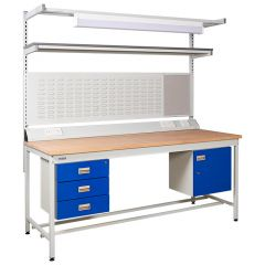 SQ Beech Top Workbench Kit