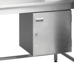 Stainless Steel Cupboard for Stainless Steel Workbenches