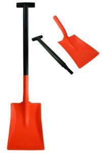 Standard Shovel with T Grip