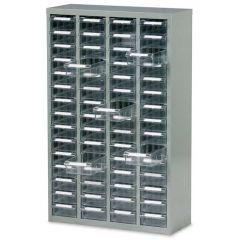60 Drawer Cabinet - H 937 x W 586 x D 222mm - Drawer Capacity: 3.8kg