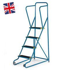 Tilt and Pull Warehouse Steps- UK Made