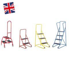 Tilt and Pull Mobile Steps- UK Made