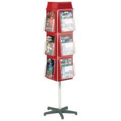 Revolving Leaflet Dispensers