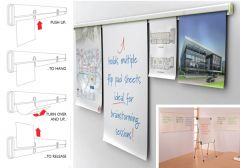 Trapease Paper Hanging System
