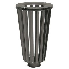 Truro Steel Litter Bins - 80 Litre