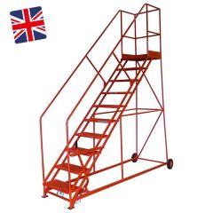 TUFF Easy Slope Mobile Safety Steps- UK Made