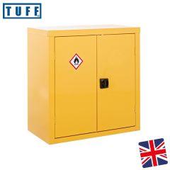 TUFF Hazardous Cupboard - H900 x W900 x D460mm
