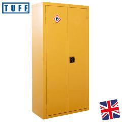 TUFF Hazardous Cupboard - H1800 x W900 x D460mm