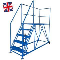 TUFF Heavy Duty Access Platform Steps- UK Made