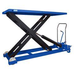 1000kg TUFF Single Scissor Lift Trolley