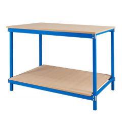TUFF Value Workbench with Shelf