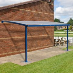 TUFF Wall Mounted Shelter