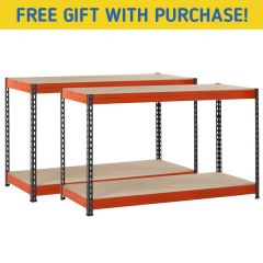 TUFF 300kg Workbench Bundle