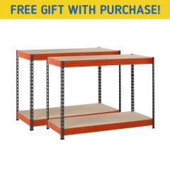 TUFF 200kg Workbench Bundle Deal
