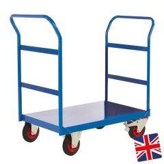 UK Manufactured Platform Trucks
