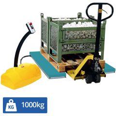 U Shape Lifting Table - 1000kg Capacity