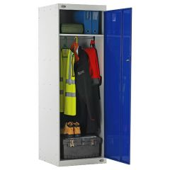 Uniform Lockers - 2 Compartment