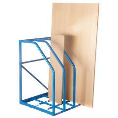 Vertical Sheet Rack, H900 x L860 x W860mm