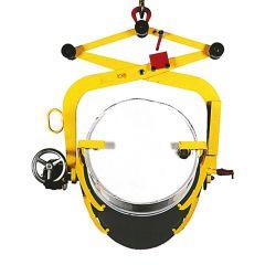 VFB03S Semi Auto Drum Clamp 300kg