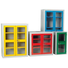 Vision Panel Cupboards - Group