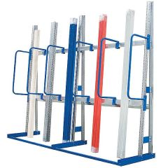 Vertical Racking Bay with Extension